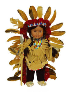 10'' Little Chief